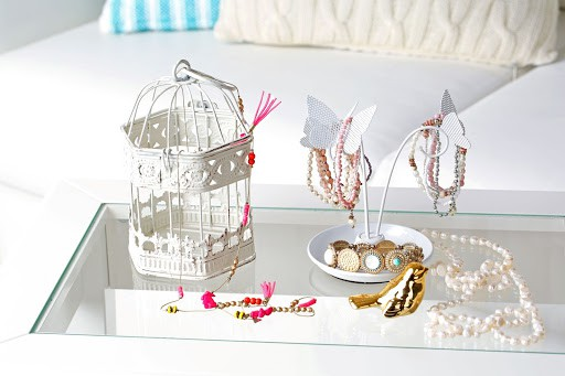 Fun and Functional Jewelry Display Ideas
